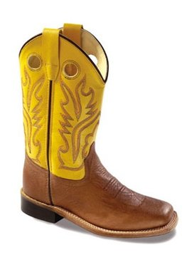 Old West Youth's Old West Western Boot BSY1809