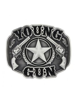 Montana Silversmiths Montana Silversmiths Attitude Buckle A511S