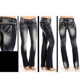 Rock and Roll Cowgirl Women's Rock & Roll Cowgirl Jean W6-2449