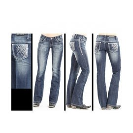 Rock and Roll Cowgirl Women's Rock & Roll Cowgirl Jean W0-3631