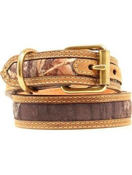 Nocona Belt Co. Nocona Mossy Oak Dog Collar