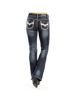 Rock and Roll Cowgirl Women's Rock & Roll Cowgirl Jean W1-1534