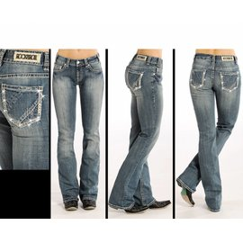 Rock and Roll Cowgirl Women's Rock & Roll Cowgirl Jean W1-4503