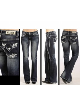 Rock and Roll Cowgirl Women's Rock & Roll Cowgirl Jean W0-4482