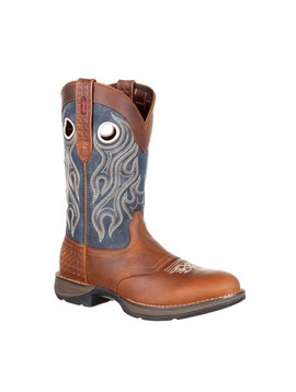Durango Men's Durango Rebel Saddle Western Boot DDB0127