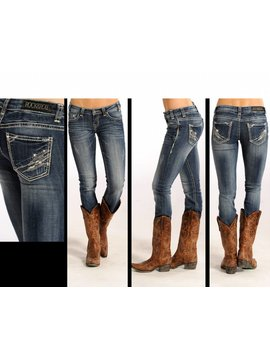 Rock and Roll Cowgirl Women's Rock & Roll Cowgirl Jean W0S4488