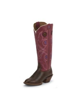 Tony Lama Women's Tony Lama Buckaroo Boot 3R2402L C3