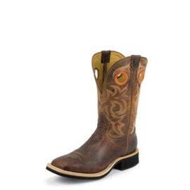Tony Lama Men's Tony Lama Cowboy Crepe Western Boot 6567 C3