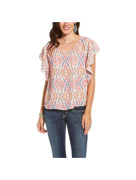 Ariat Women's Ariat Marion Blouse 10019715