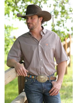 Cinch Men's Cinch Button Down Shirt MTW1111228