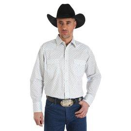 Wrangler Men's Wrangler Silver Edition Snap Front Shirt 75772WH