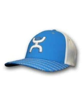 Hooey Youth's Hooey Roughy Cap 1621BLWH-Y