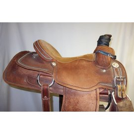 Courts COURTS SILVER DOT ROPER SADDLE 5853W