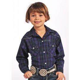 Panhandle Girl's Panhandle Snap Front Shirt C6S4702