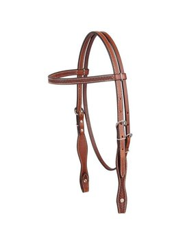 Cashel Cashel Trailblazer Chocolate BB Headstall SA-TBHS