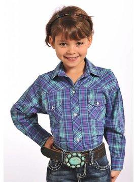Panhandle Girl's Panhandle Snap Front Shirt C6S4663