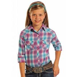 Panhandle Girl's Panhandle Snap Front Shirt C6S7405