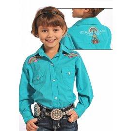 Panhandle Girl's Panhandle Snap Front Shirt C6S4715