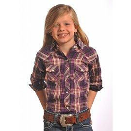 Panhandle Girl's Panhandle Snap Front Shirt C6S5466