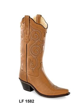 Old West Women's Old West Fashion Western Boot LF1582 C5