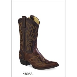 Old West Women's Old West Fashion Western Boot 18053 C5