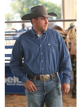 Cinch Men's Cinch Button Down Shirt MTW1104487