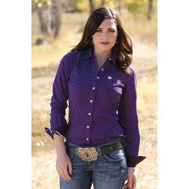 Cinch Women's Cinch Button Down Shirt MSW9164052