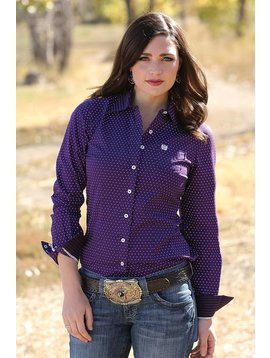 Cinch Women's Cinch Button Down Shirt MSW9164052