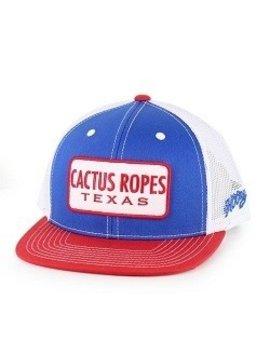 Hooey Youth's Hooey Cactus Ropes Cap CR018-Y