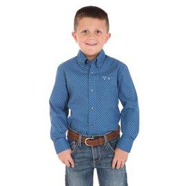 Wrangler Boy's Wrangler 20X Button Down Shirt BJC053M