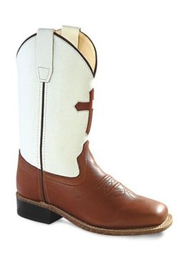 Old West Youth's Old West Western Boot BSY1841