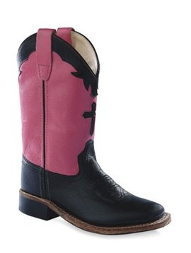Old West Youth's Old Western Boot BSY1808 C3