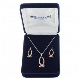Montana Silversmiths Montana Silversmiths Jewelry Set JS3431