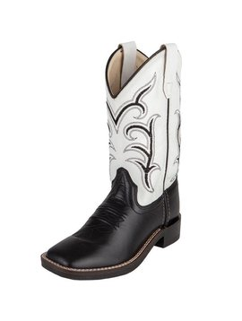 Old West Youth's Old West Western Boot BSY1857 C3