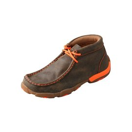 Twisted X Children's/Youth's Twisted X Driving Moccasin YDM0006