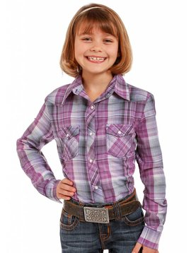 Panhandle Girl's Panhandle Snap Front Shirt C6S3656
