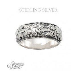 Montana Silversmiths Montana Silversmiths Sterling Lane Ring SLRG013