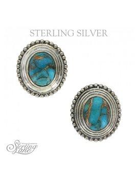 Montana Silversmiths Montana Silversmiths Sterling Lane Earrings SLER010