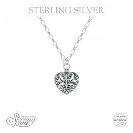 Montana Silversmiths Montana Silversmiths Sterling Lane Necklace SLNC004