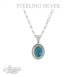 Montana Silversmiths Montana Silversmiths Sterling Lane Necklace SLNC010