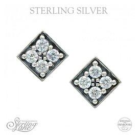 Montana Silversmiths Montana Silversmiths Sterling Lane Earrings SLER008