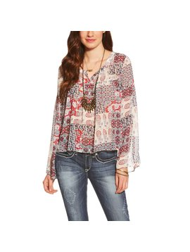 Ariat Women's Ariat Tracey Blouse 10017927