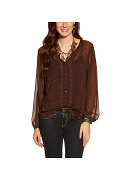 Ariat Women's Ariat Lilly Blouse 10017731