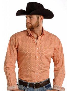 Panhandle Men's Rough Stock Button Down Shirt R0D4190 C4