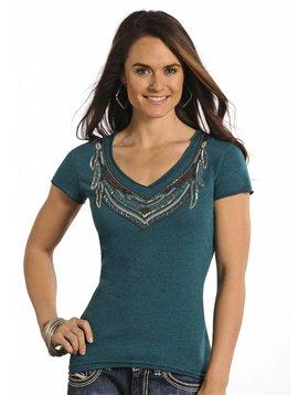 Panhandle Women's Panhandle T-Shirt L9T4581