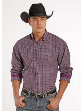 Panhandle Men's Panhandle Button Down Shirt 36D8118