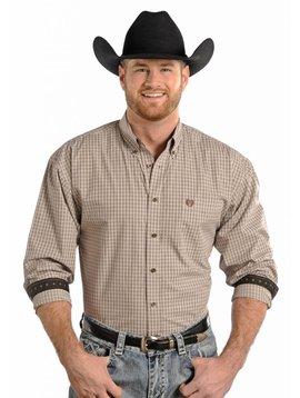 Panhandle Men's Panhandle Button Down Shirt 36D5282 C3
