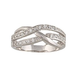 Montana Silversmiths MONTANA SILVERSMITHS SILVER TWISTED RING RG2733