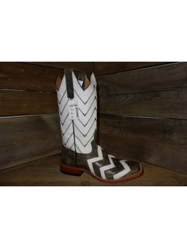 Horse Power Men's Horse Power Western Boot HP1609 C3 10.5 D