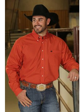 Cinch Men's Cinch Button Down Shirt MTW1104533